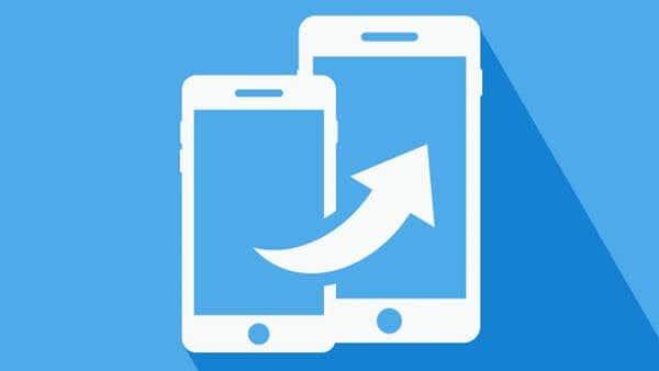 Changing smartphones