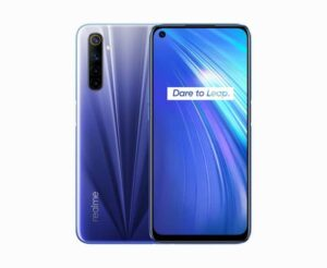 Realme 6 best Mobile for PUBG Gaming