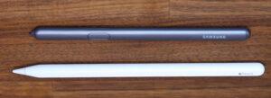 Apple Pencil vs Samsung S Pen