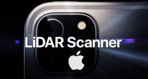 lidar scanner in iphones